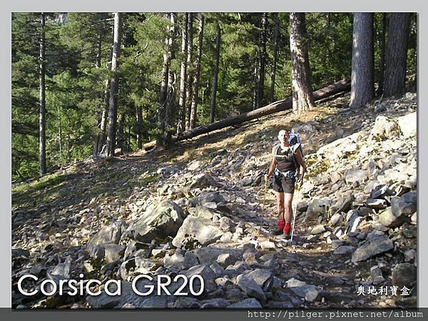 Corsica GR20 info5