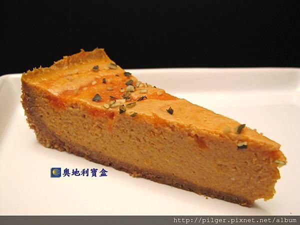 南瓜乳酪蛋糕