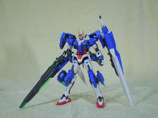 HG 00 Gundam 7S/G