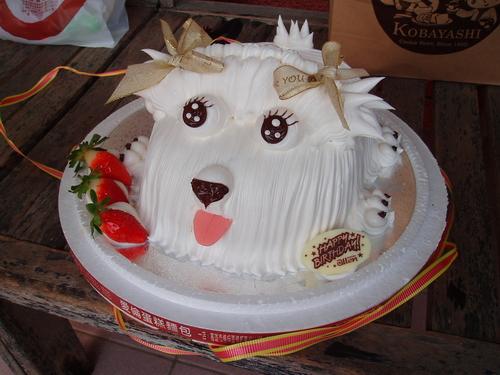三姊OO歲生日蛋糕