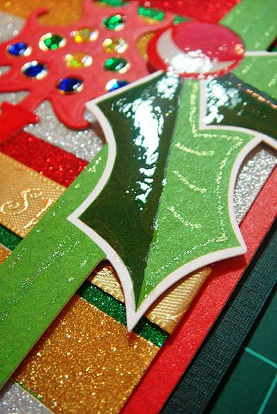 20121108包裝紙再利用之聖誕卡02