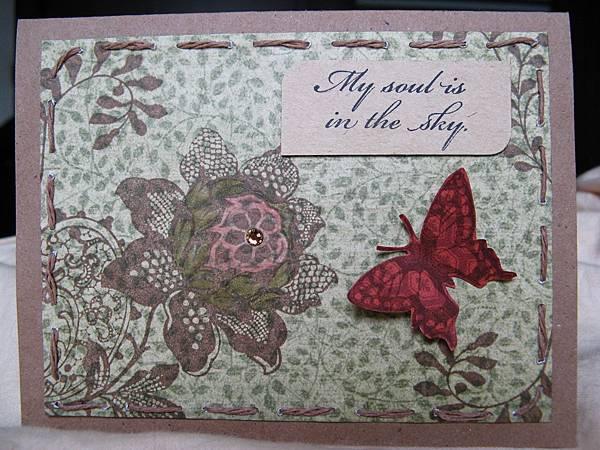 『春天的蝴蝶』blog hop