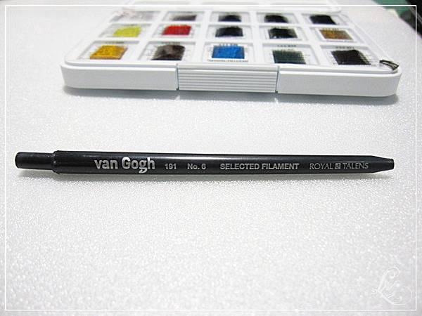荷蘭 Van Gogh 梵谷 專家級塊狀水彩 (12+3色) 白盒套裝-08.jpg