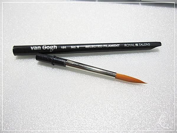 荷蘭 Van Gogh 梵谷 專家級塊狀水彩 (12+3色) 白盒套裝-09.jpg