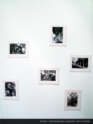 老照片牆1