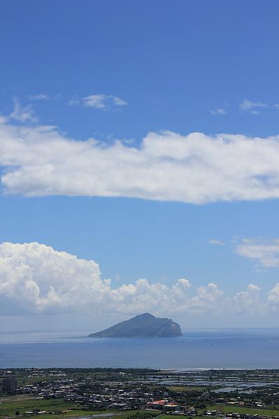 龜山島好清楚阿