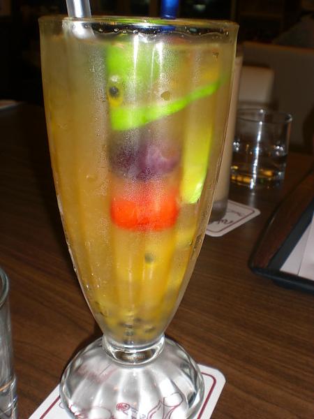 小麥廚房─冰水果茶