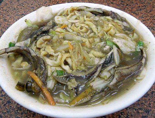 潮州 ─ 鱔魚麵