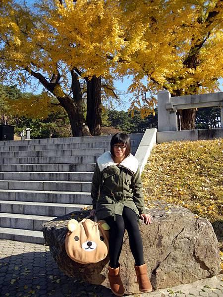 十月玩韓國