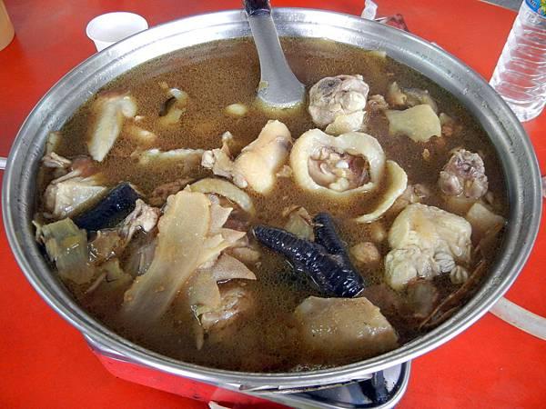 文川梅子雞