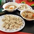 烏龍 ─ 餃子、麵