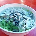 潮州市場 ─ 虱目魚粥