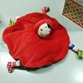 大野狼小紅帽哺乳巾