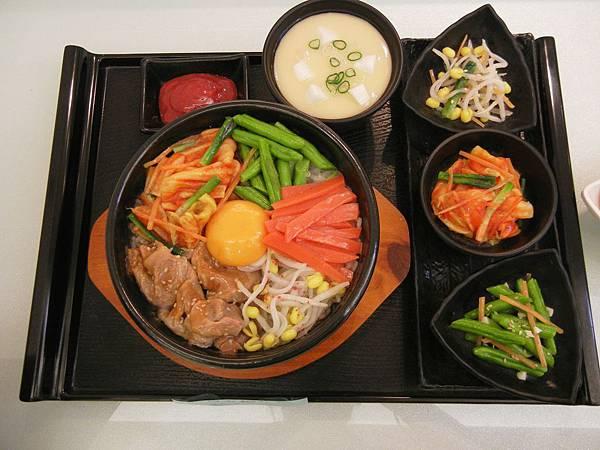 屏東 ─ DU BU韓式料理