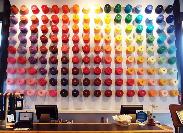 台南 ─ 和明織品文化館