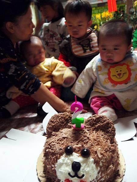樂樂兩歲生日