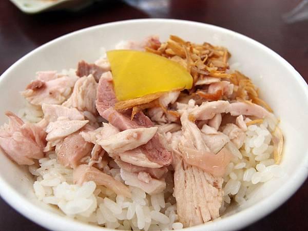 高雄 ─ 嘉義李雞肉飯