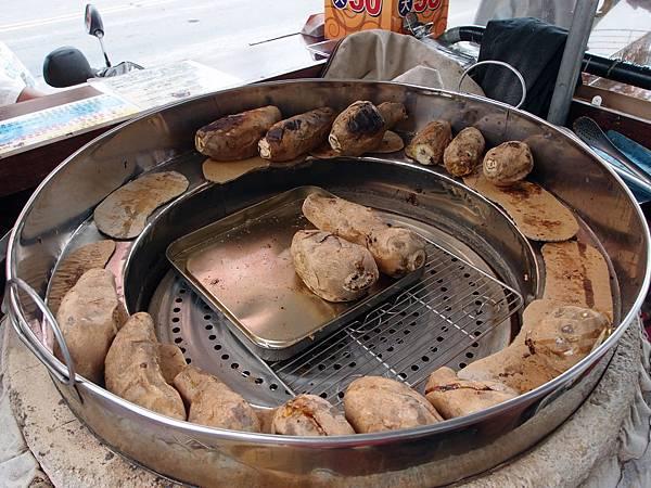 吉元香烤地瓜