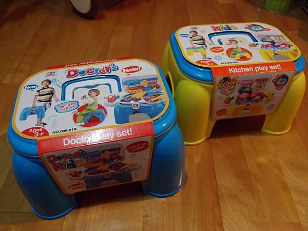 椅子玩具組
