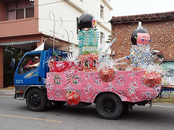 2015六堆花車