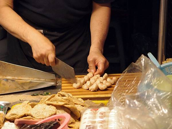 潮州廟口鹹酥雞