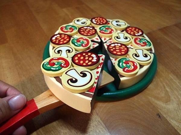 木製 ─ PIZZA玩具