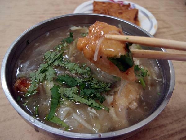 內埔 ─ 福氣佳土魠魚羹