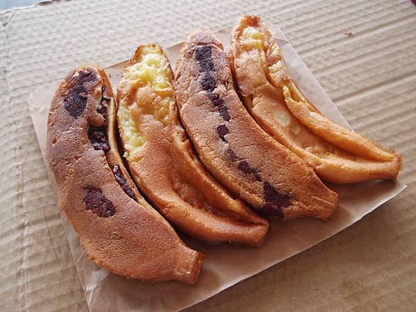 屏東 ─ 香蕉雞蛋糕