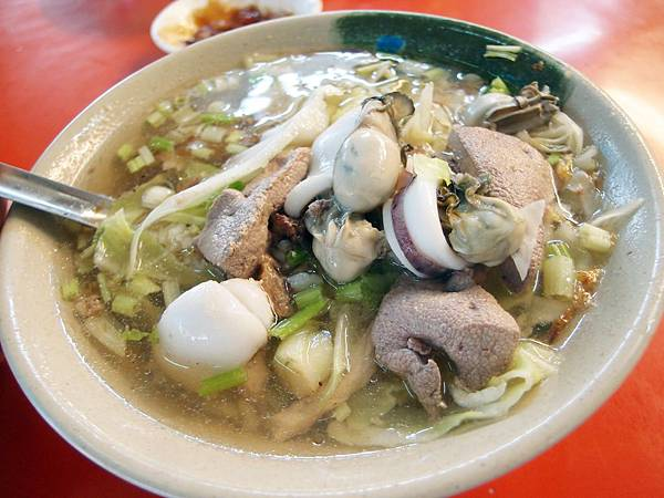 南州 ─ 市場飯湯