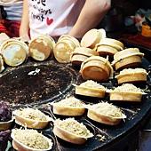 淡水老街 ─ 紅豆餅