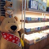 奶奶的熊─雙星毛巾故事館