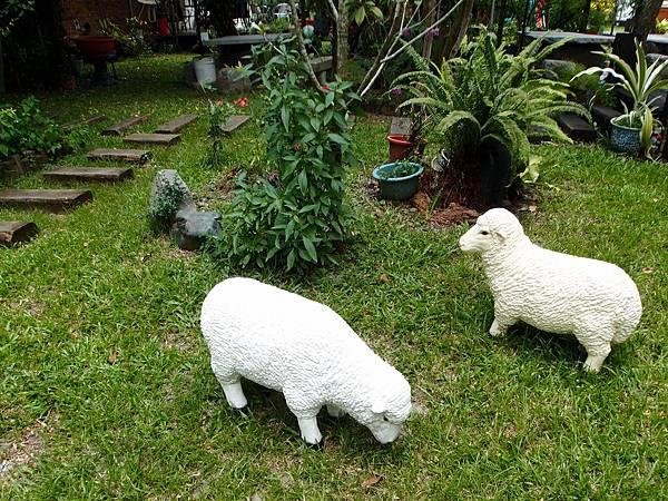 萬巒 ─ 喜羊羊