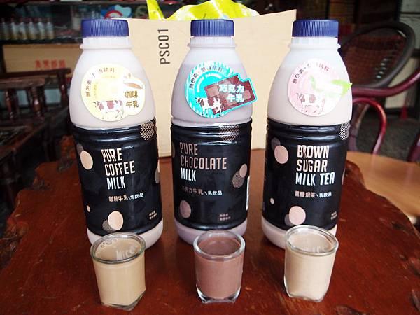 全聯 ─ 六甲莊牛奶