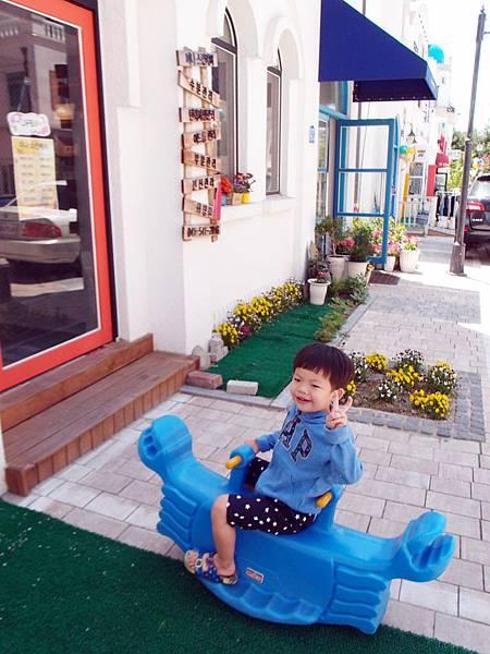 韓國小希臘村