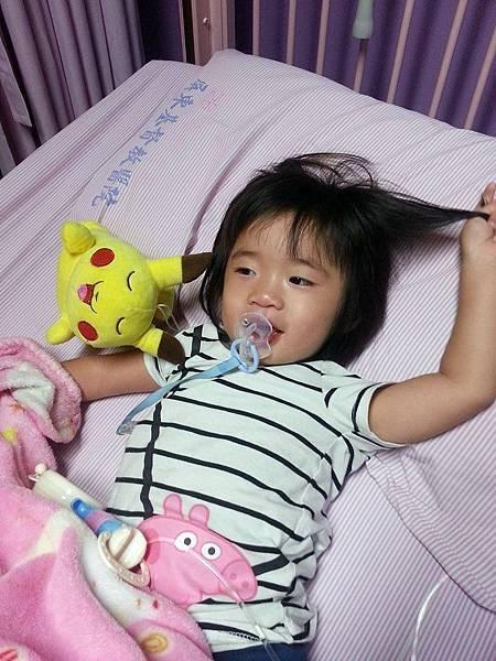 淇淇2y4mA型流感住院