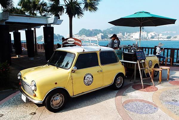 旗津咖啡車