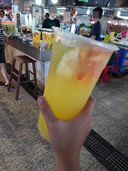 東港水果茶
