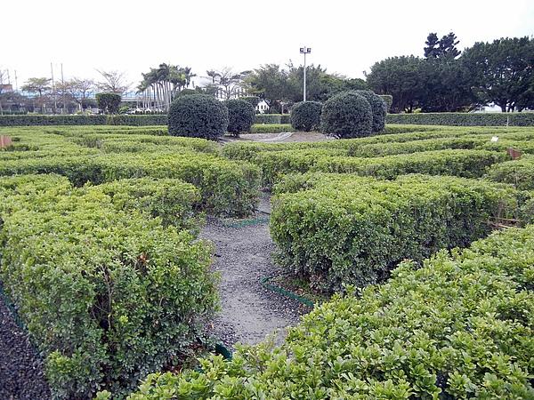 新生區 ─ 迷宮花園