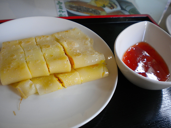 沐之村-起士蛋餅