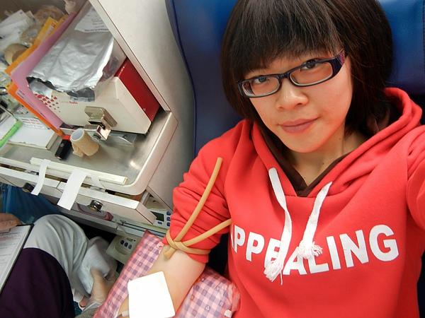 捐血ING