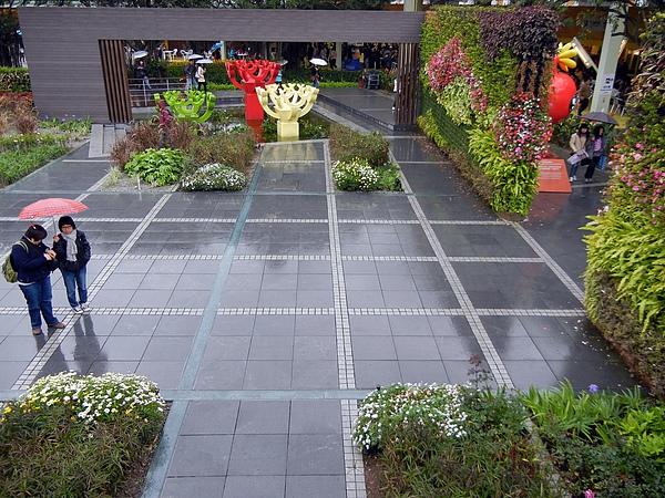 圓山區 ─ 西安的院子