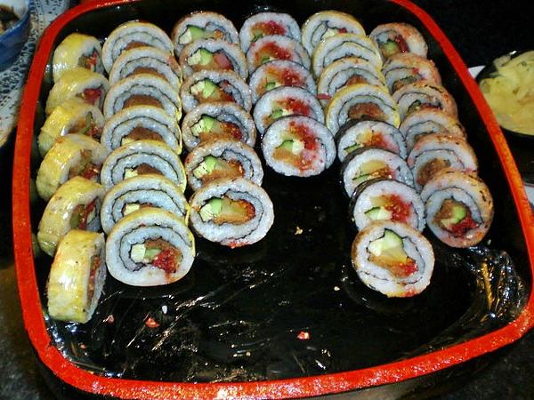 巴菲樂─ 綜合壽司