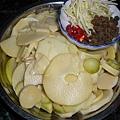 李式料理─豆鼓炒竹筍