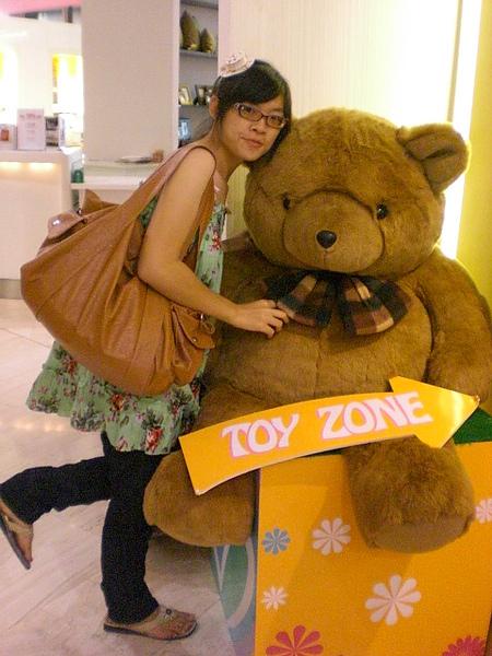 好大一隻熊