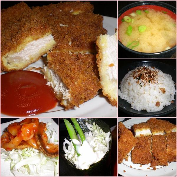 福澤 ─ 豬排定食