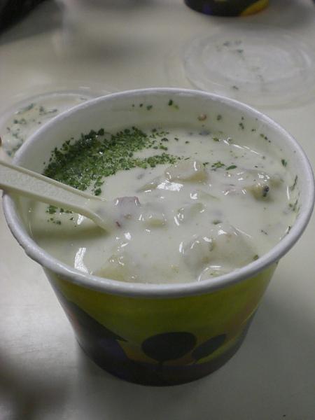 COSTCO-蛤蠣濃湯