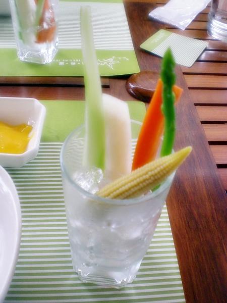 白色希望─生菜沙拉