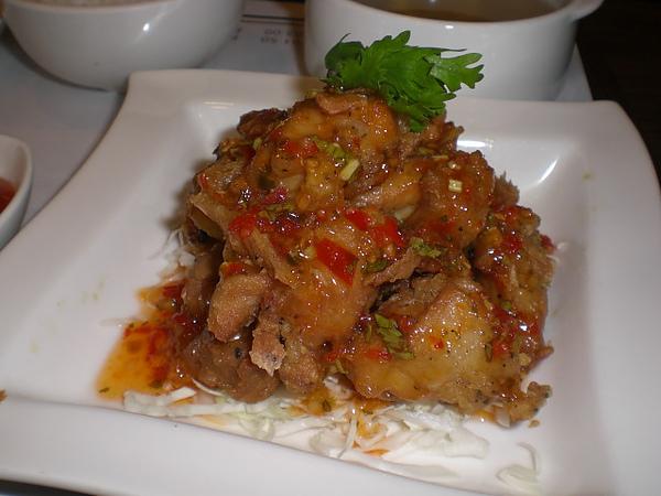 小麥廚房─泰式酸辣雞