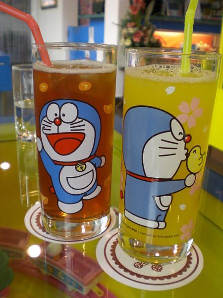 上愛─紅茶+柳橙汁