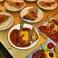 巴菲樂─ 起士雞排、月亮蝦餅